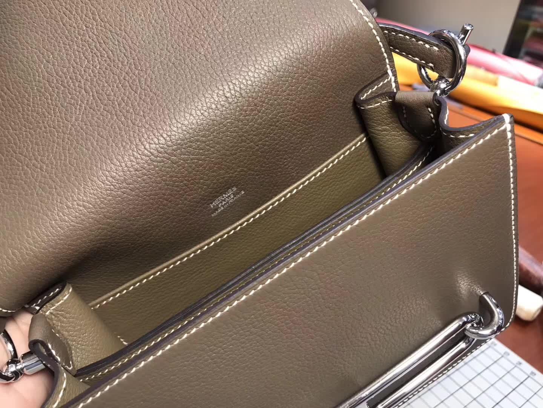 Hermes Roulis mini 19 爱马仕官网同步 专柜断货颜色