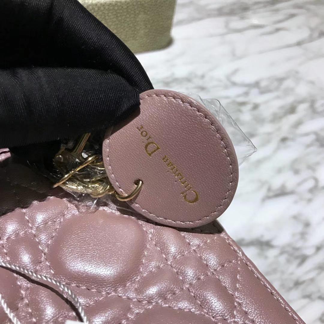 全新Dior  三格羊皮珠光粉  新出货  实物比图片偏亚一点   质感会更好