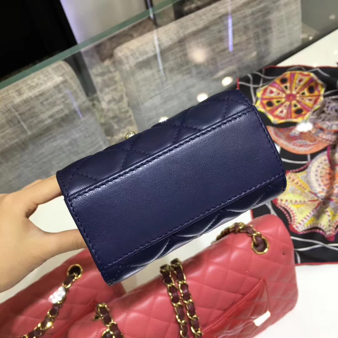 Chanel 香奈儿 手机包 羊皮 广州白云皮具城 一件代发