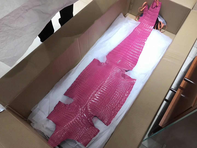 尚美高订 全球代发货 精挑细选鳄鱼皮 极致完美