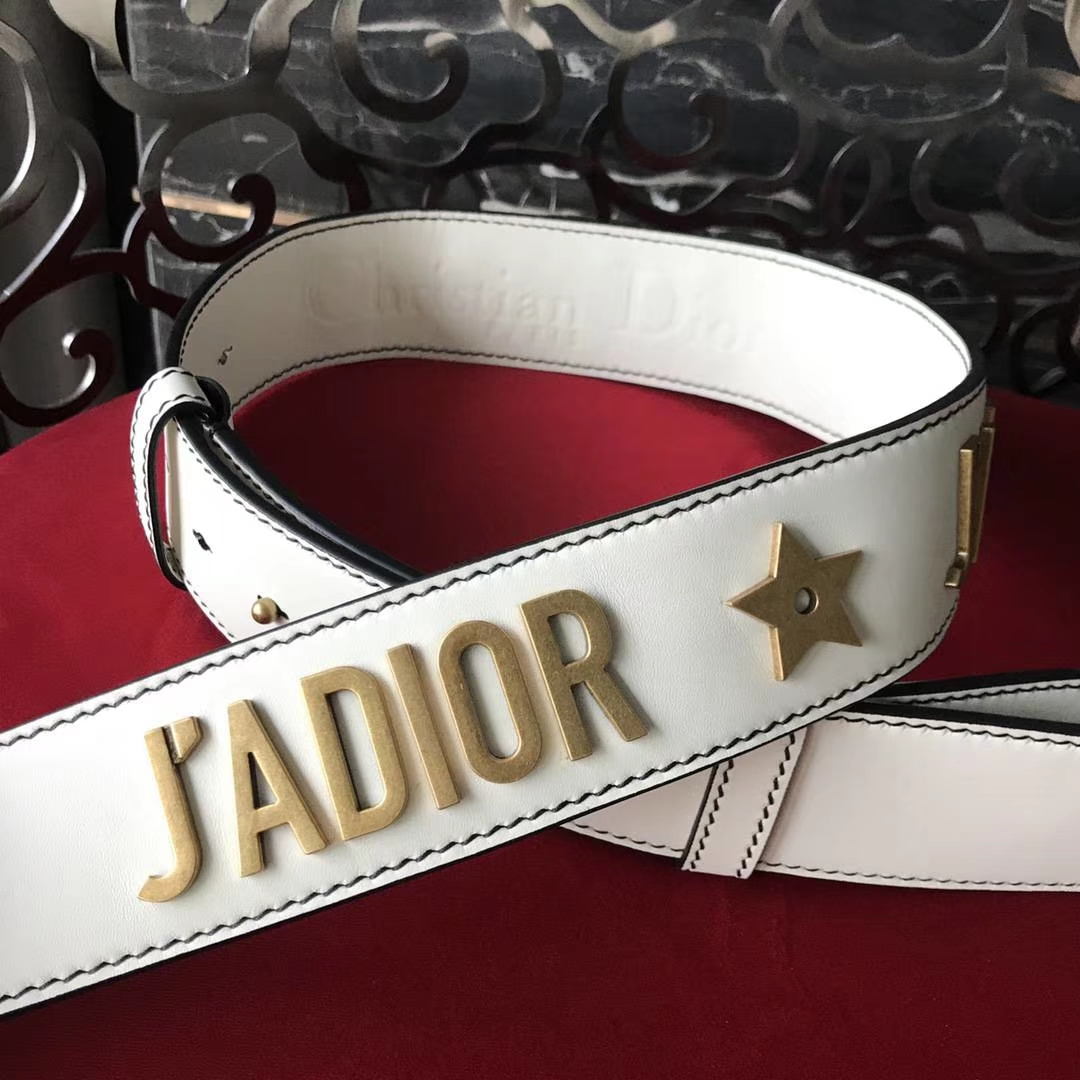 Dior 迪奥 JADIOR 肩带 可搭配多款包包使用 进口牛皮