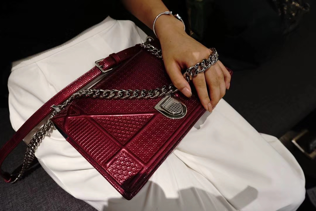 Dior 腾格纹 25cm/21cm  腾尔包 现货颜色实拍大合集