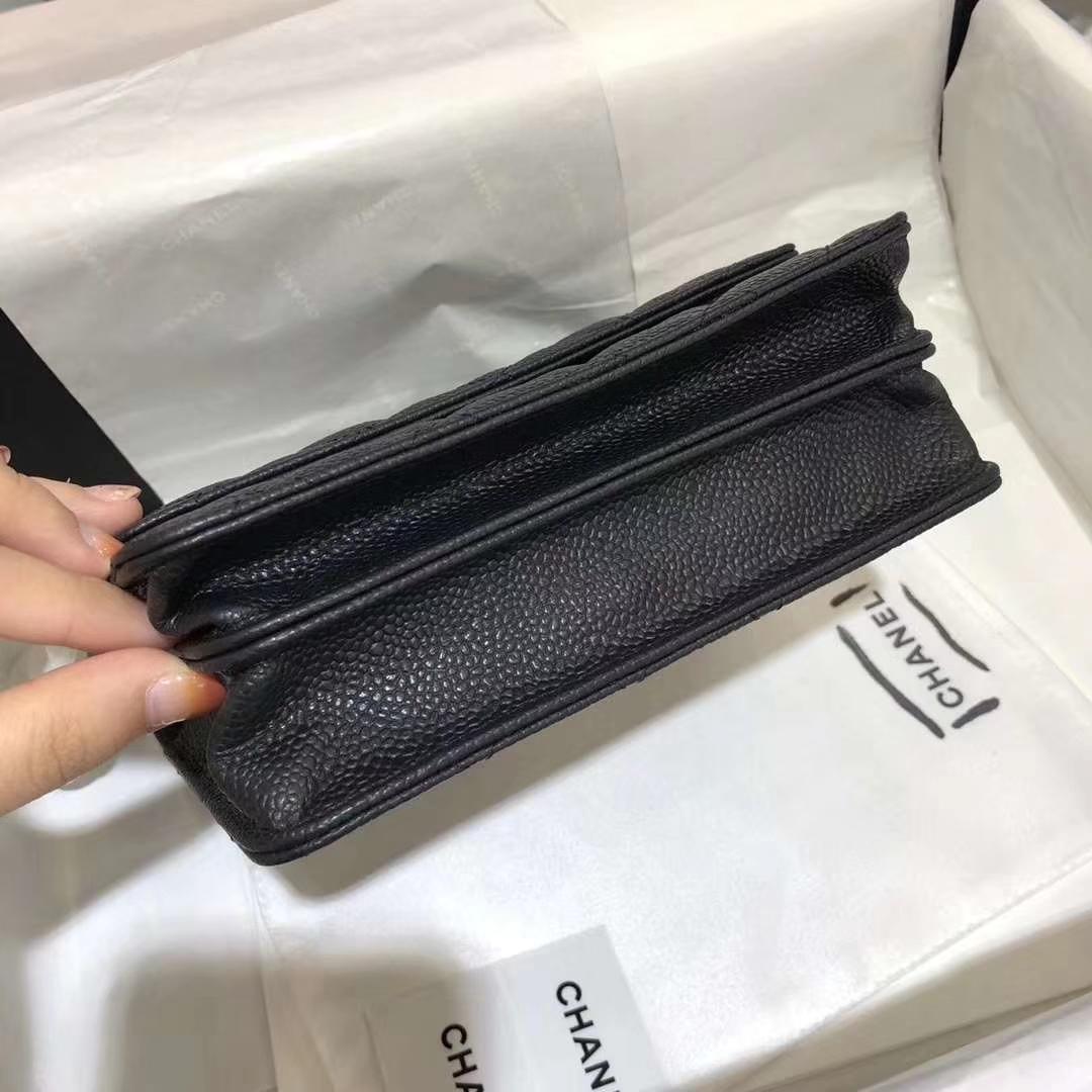 Chanel 2018 新款 Woc 球纹 Mini款 球纹 金扣银扣 经典百搭款