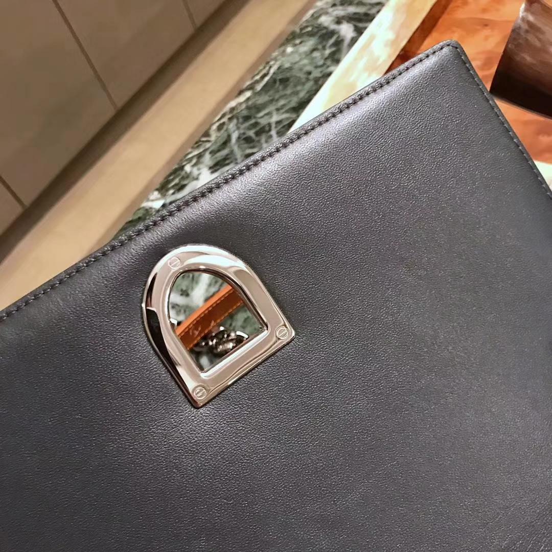Dior 迪奥 腾格纹 牛皮压花蜜糖棕 25cm