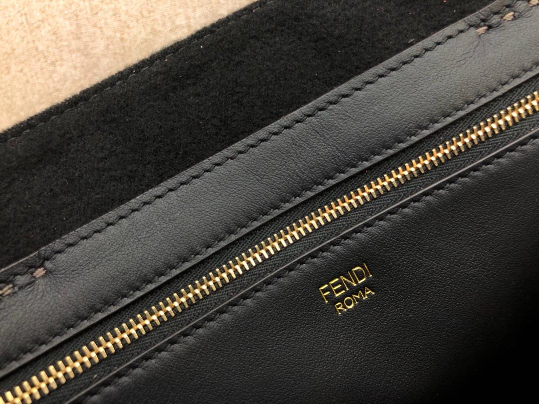 现货 新款购物袋 双手柄手提袋 实用百搭款男女街拍爆款 39x35x18cm8822