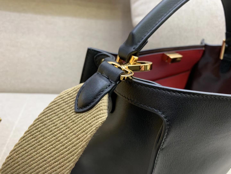 Peekaboo X-Lite 中号 最新系列 独家正品实拍 中号手袋 单手柄和可拆缷肩带