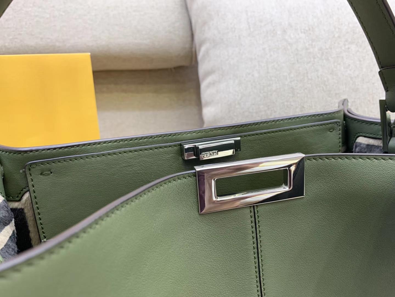 现货 PeekabooX-Lite系列最新手袋 时髦 43x33x15cm