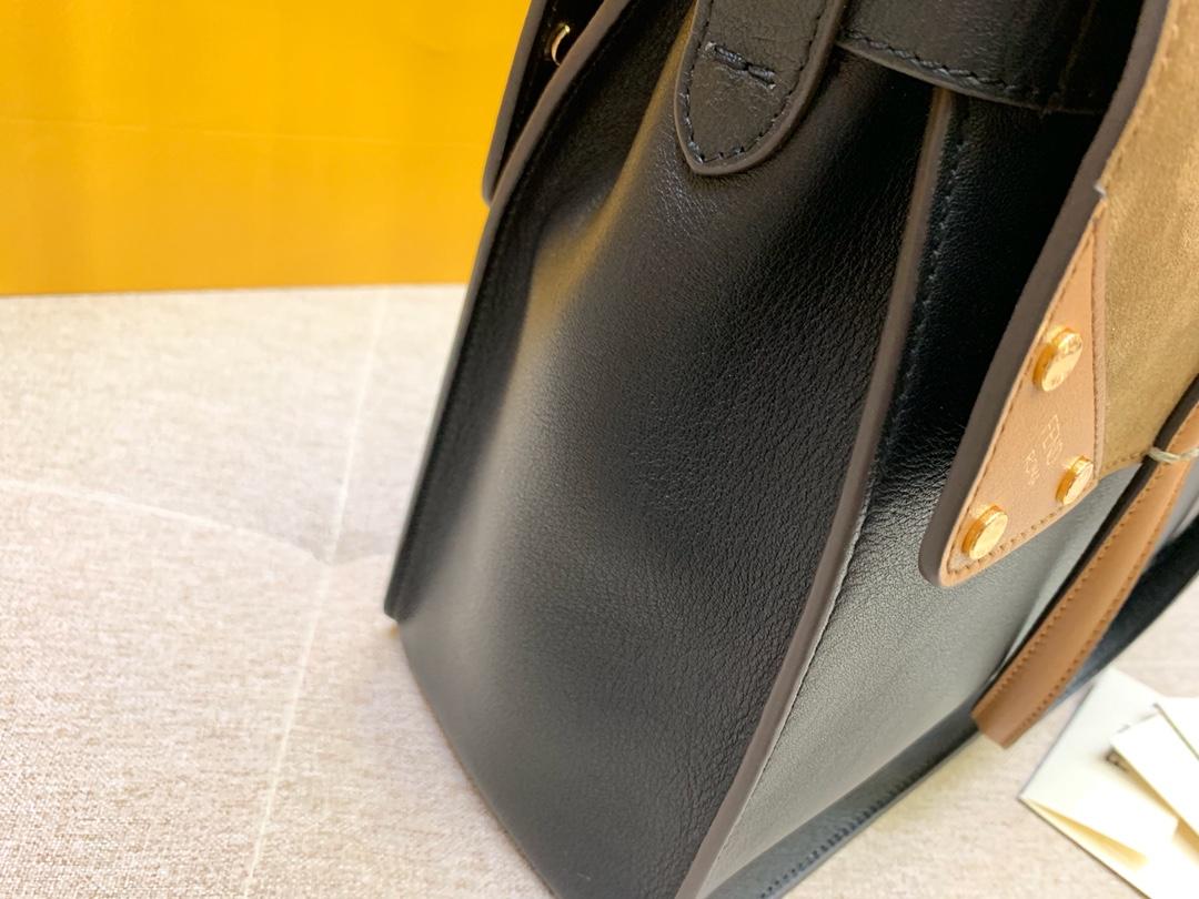 FENDI芬迪 大号现货 Flip手袋 30cm8905 官网同步