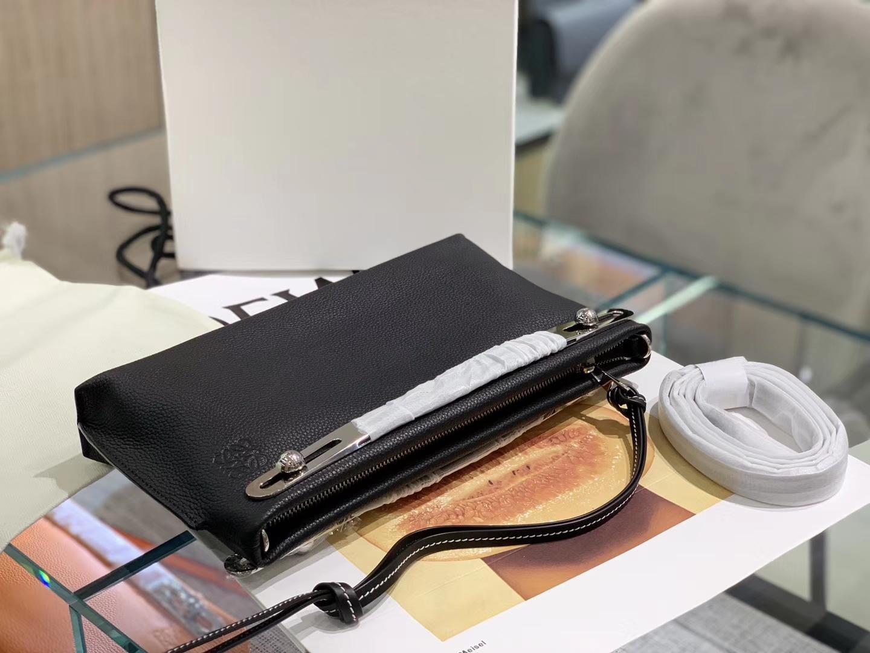 Loewe 罗意威 新款手柄 黑色 官网同步 原厂皮料五金制定