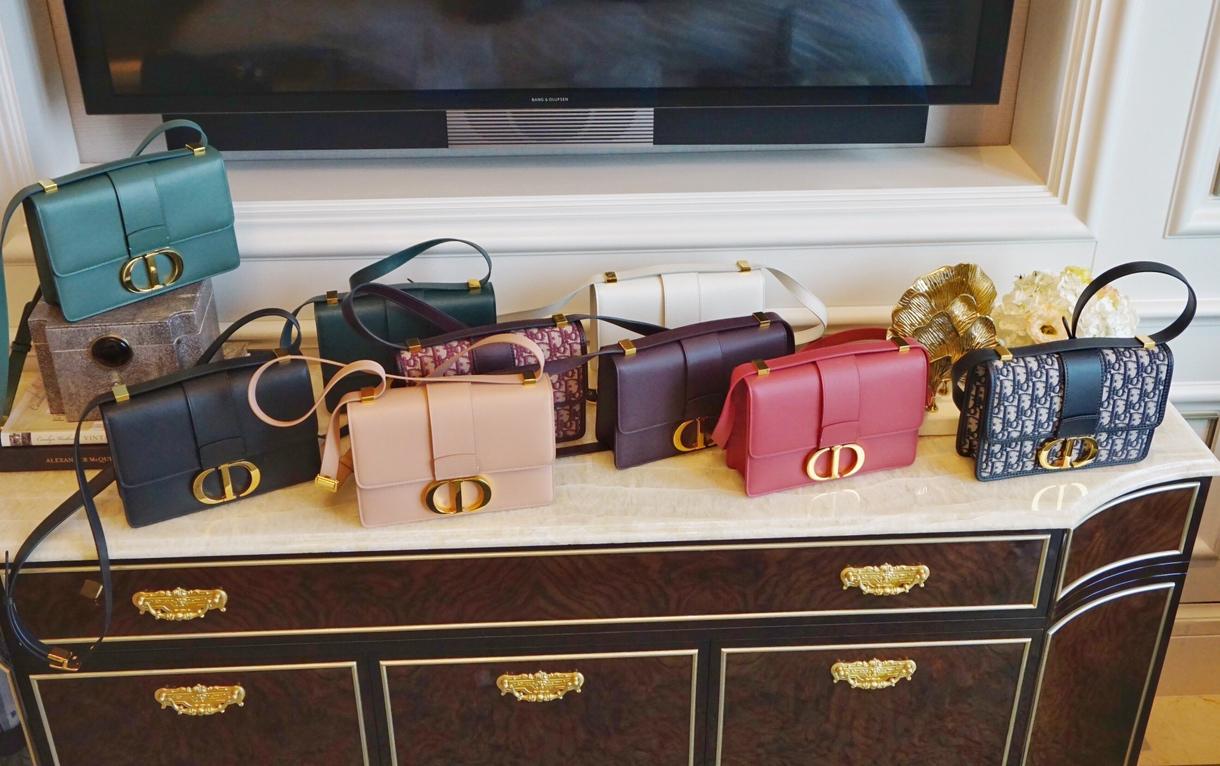 Dior 野心之作 潜力经典款 30 Montaigne 蒙田包 24cm