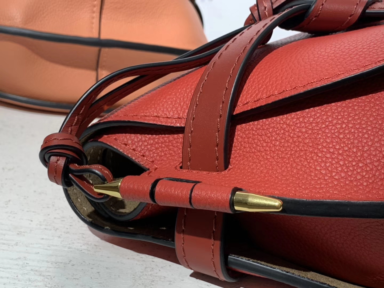 Loewe 罗意威 Gate 系列可谓是人见人爱 设计比较复古 今年的爆款 20*19*11.5cm