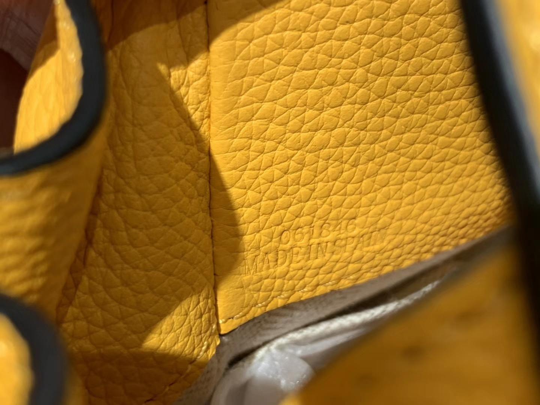 罗意威 吊床 mini 黄色 代购版本