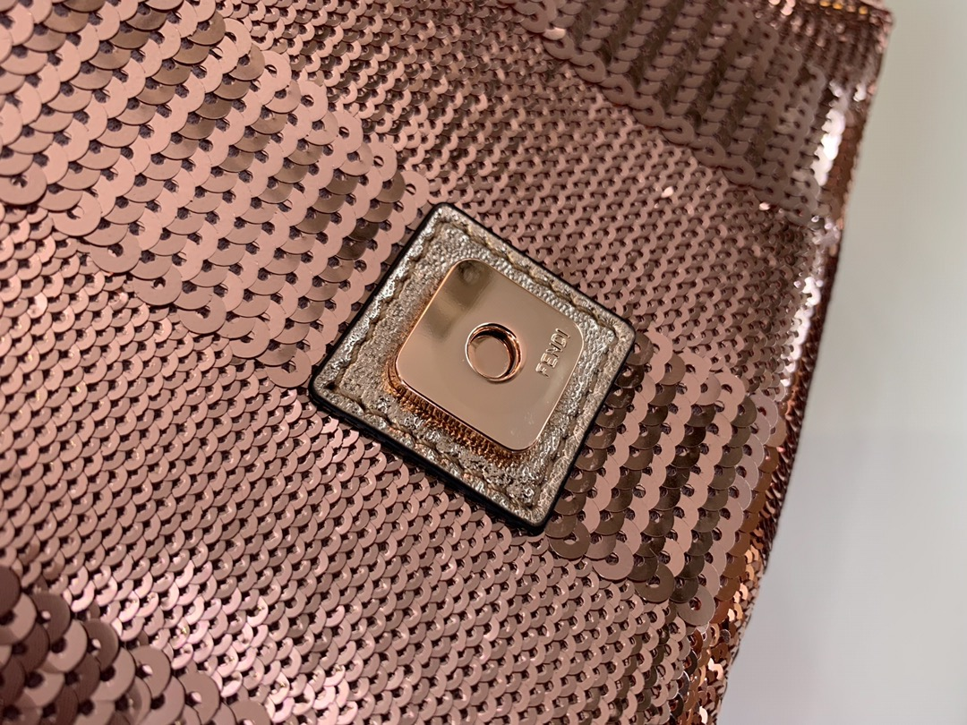 2020最新限定Baguette系列 玫瑰金色 高贵浪漫 必备款 26cm 9022